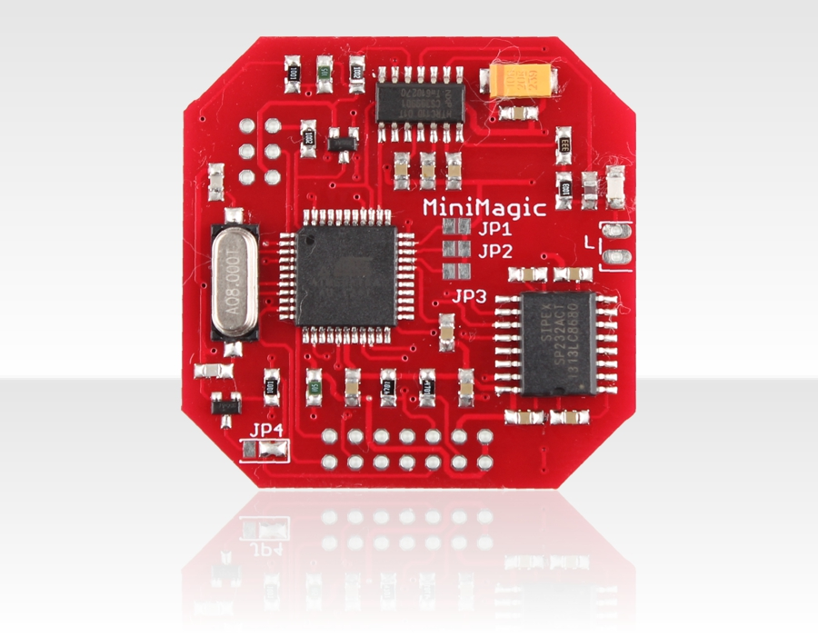 MiniMagic RS-232