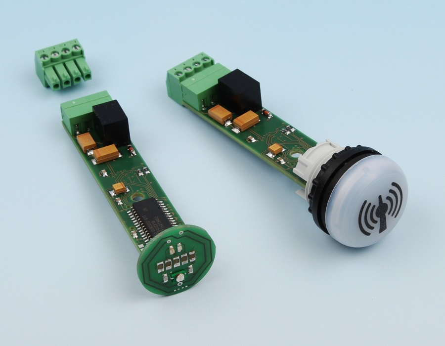 RFID reader ISO14443A as access key replacement for machines ...