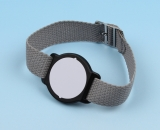 Armbandtransponder Plastik, mit Armband (optional)